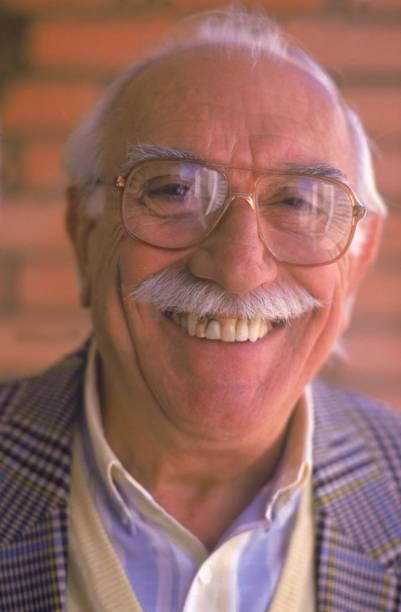 O ex-radialista Wilson Fittipaldi, o Barão