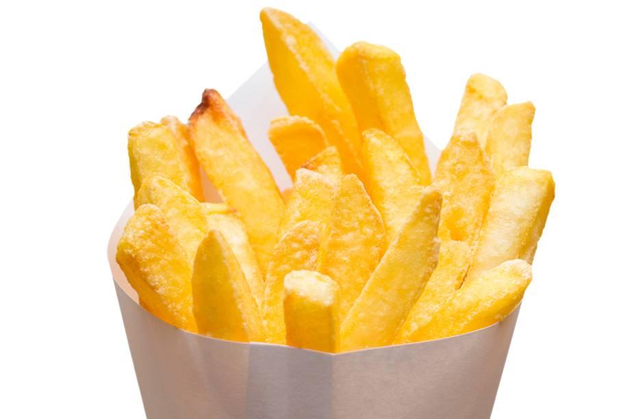 4 - 8 batatas fritas