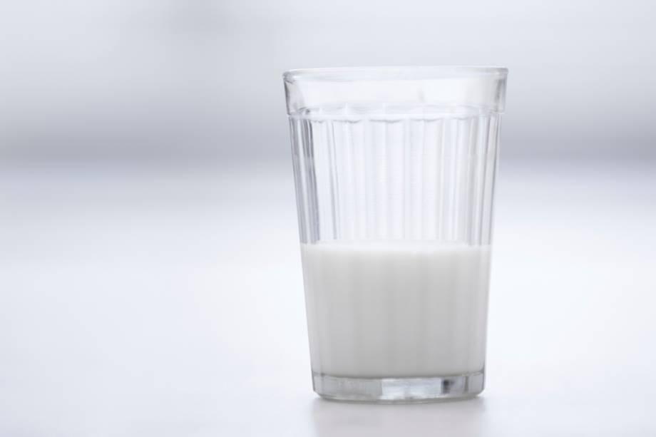 1 copo (100 - 120 ml) de leite