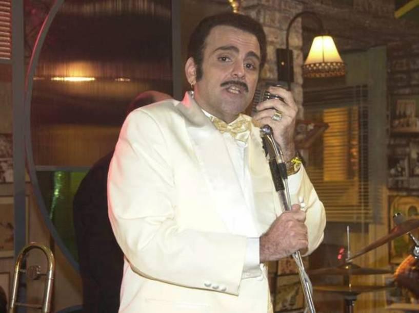 Guilherme Karam em América (2005)