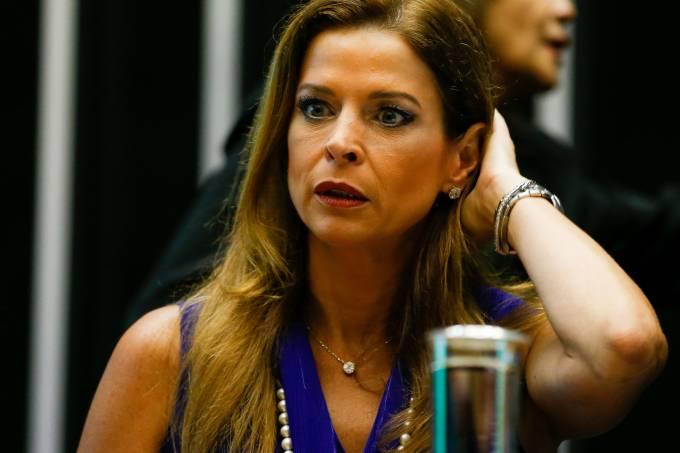 Claudia Cruz, esposa do deputado Eduardo Cunha (PMDB-RJ)