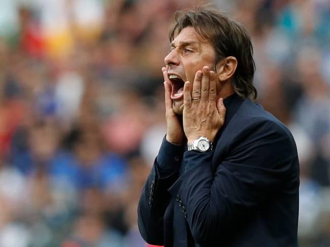 Antonio Conte, técnico da seleção italiana