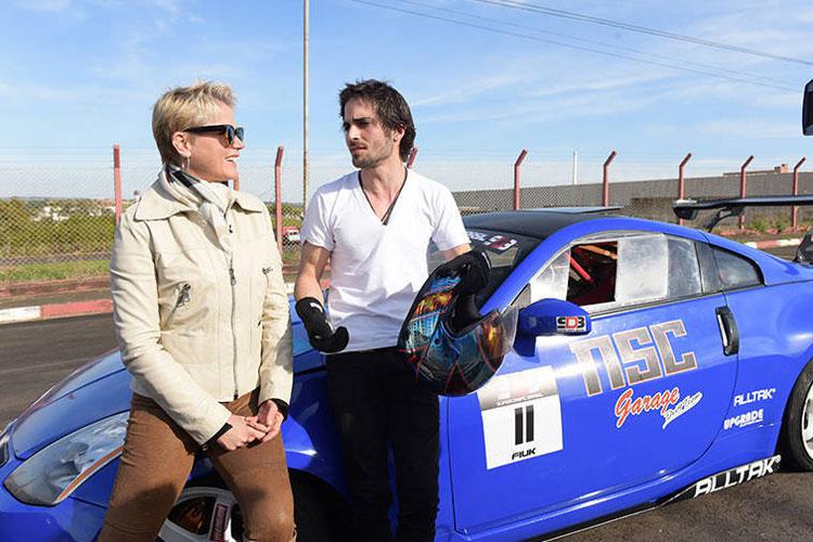 Fiuk fala a Xuxa, para o seu programa na Record