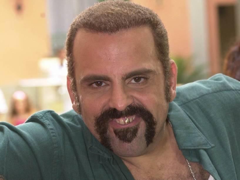 Morre ator Guilherme Karam, aos 58 anos de idade