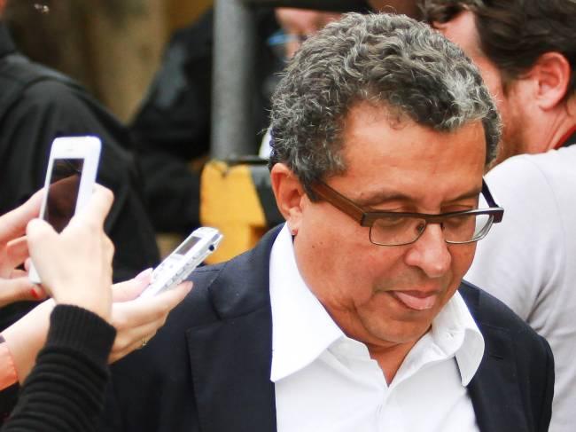 João Santana e a esposa foram encaminhados ao IML de Curitiba para passarem por exame de corpo de delito
