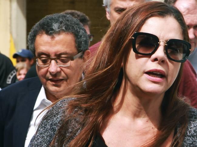 Monica Moura e João Santana foram encaminhados ao IML de Curitiba para passarem por exame de corpo de delito
