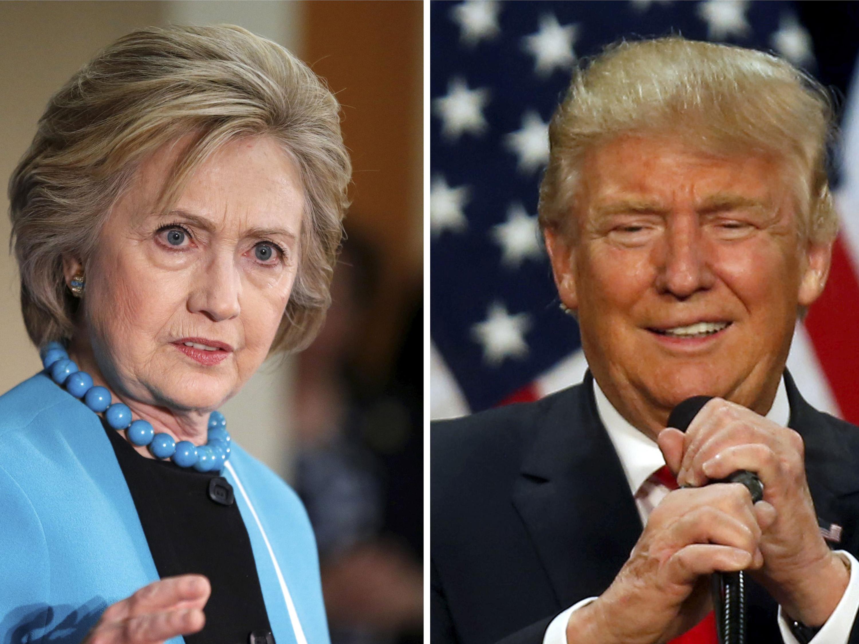 Trump Or Hillary