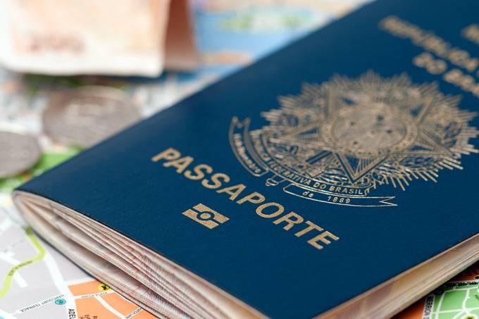 Passaporte: PF suspende emissão de documento
