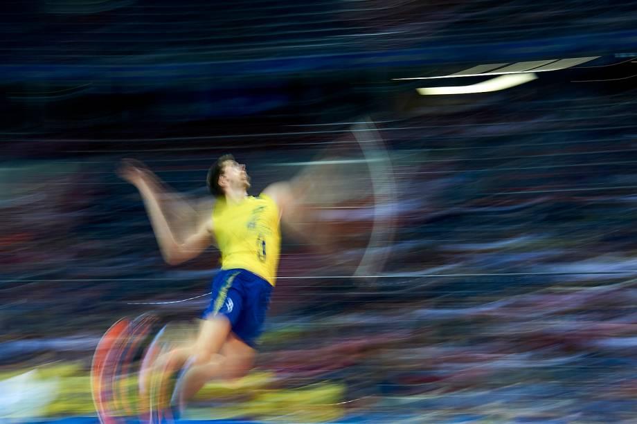 Brasil vence a França e está na final da Liga Mundial de Vôlei - 16/07/2016