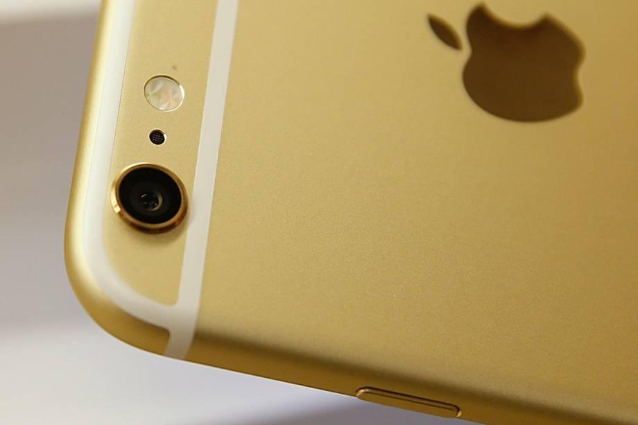 iPhone 6 Plus, lançado em 2014