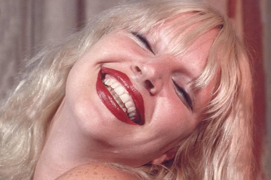 Elke Maravilha, modelo e atriz