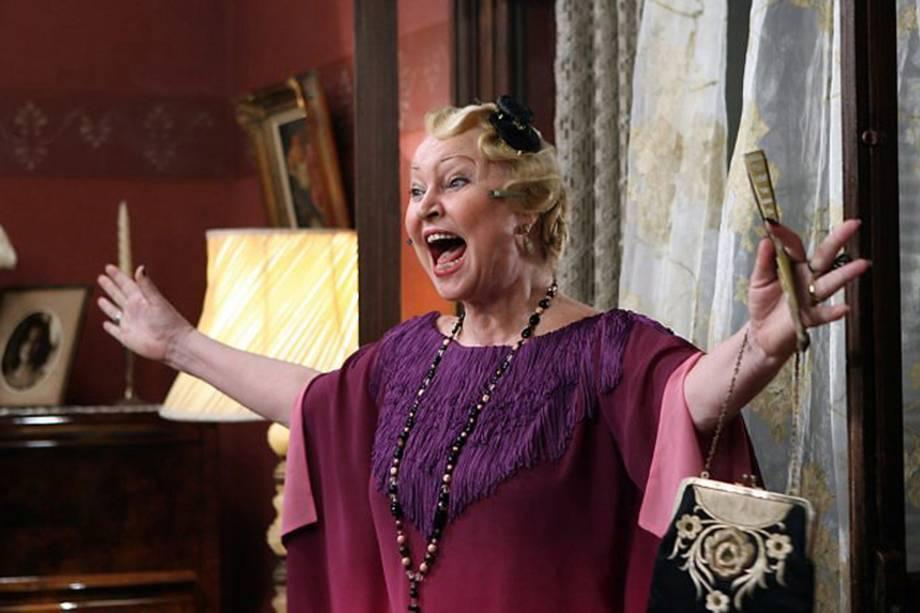 Elke Maravilha no filme 'Suprema Felicidade', de Arnaldo Jabor