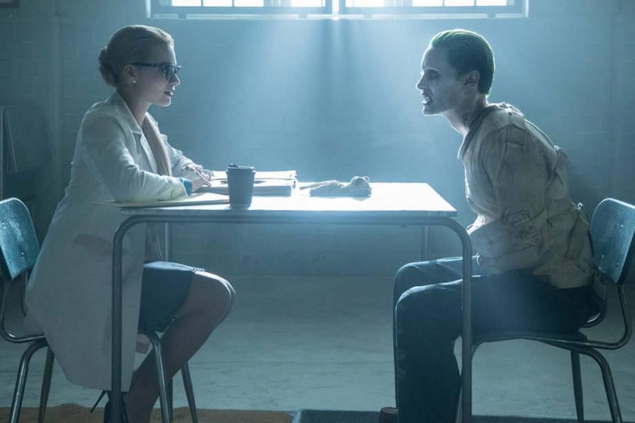 Cena do filme 'Esquadrão Suicida'