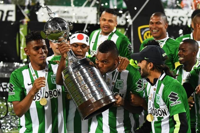 Final Libertadores: Atlético Nacional (COL) x Independiente Del Valle (EQU)