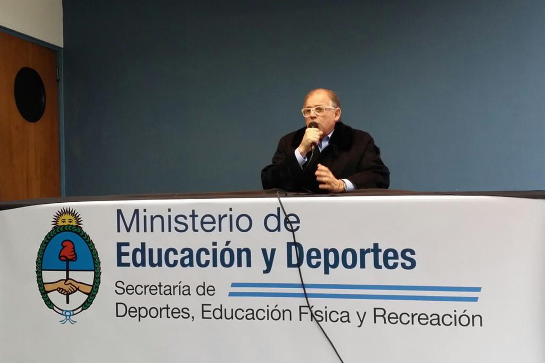 Gerardo Werthein, presidente do Comitê Olímpico da Argentina