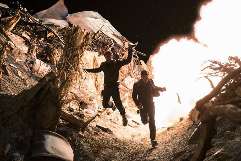 Cenas do filme Star Trek: Sem Fronteiras