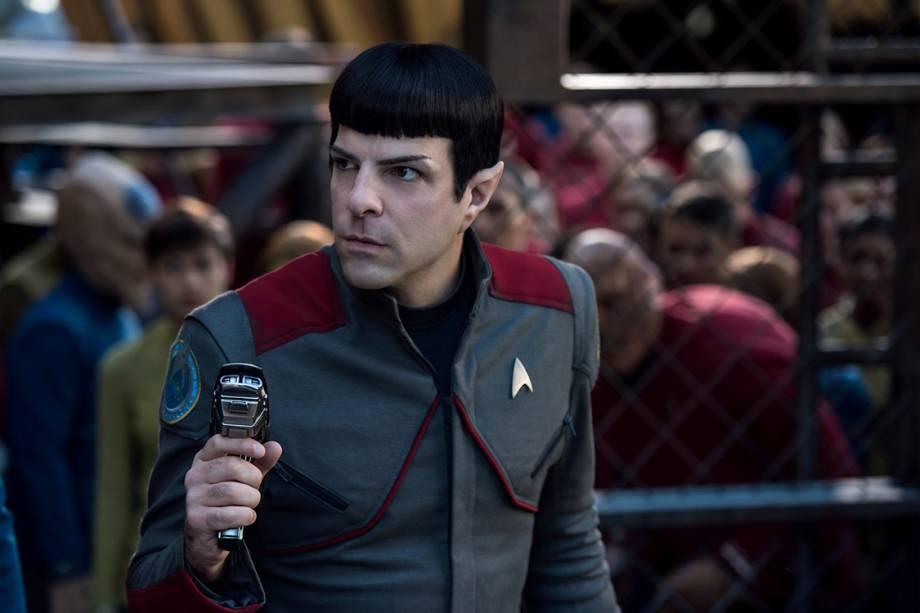 Zachary Quinto interpretará o Comandante Spock no filme Star Trek: Sem Fronteiras