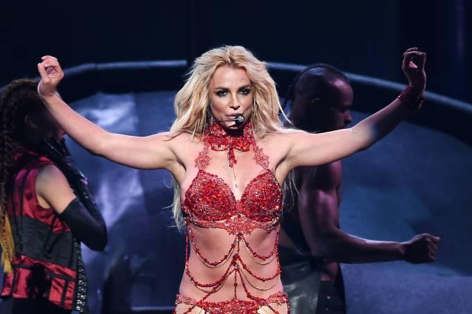 Britney Spears no Billboard Music Awards 2016