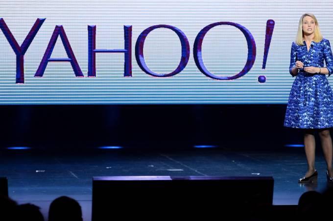 Marissa Mayer, CEO do Yahoo