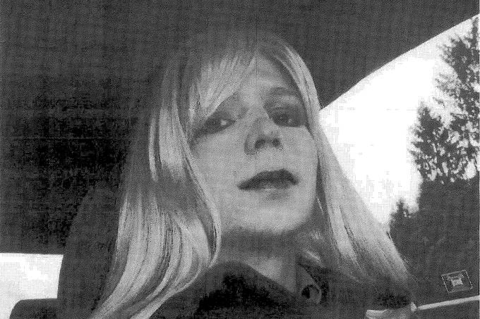 Chelsea Manning, soldada americana que vazou documentos ao Wikileaks