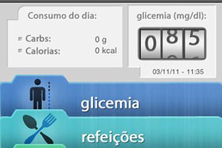 O aplicativo 'Glico Care'