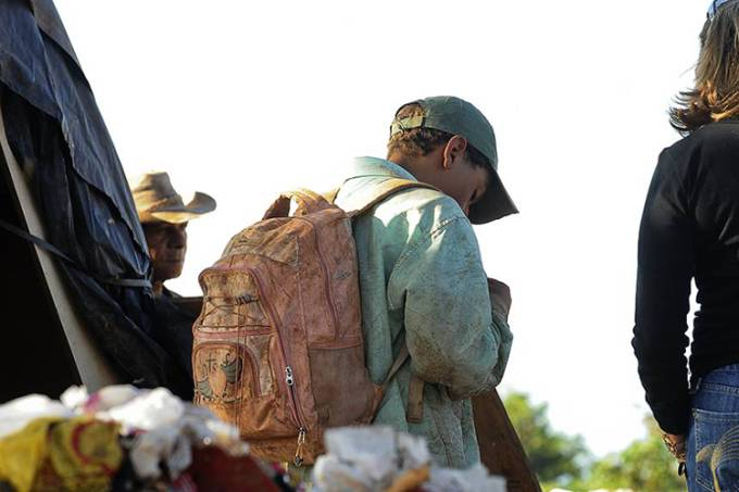 Tema Enem 2005: O trabalho infantil na sociedade brasileira