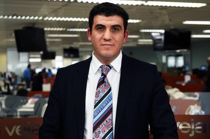 TVeja – Mundo Livre, com o jornalista Kamil Ergin