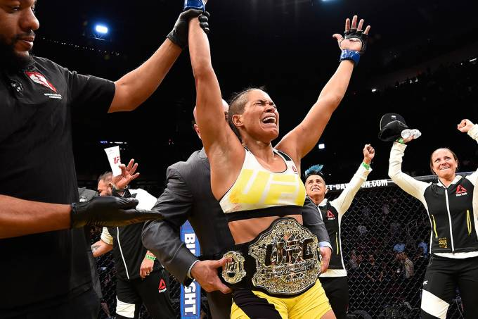 UFC 200: Amanda Nunes x Miesha Tate