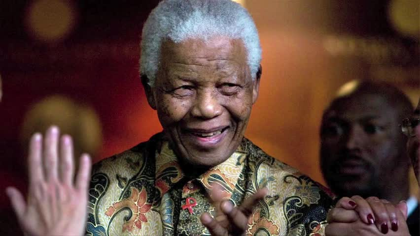 Músicas em homenagem a Nelson Mandela