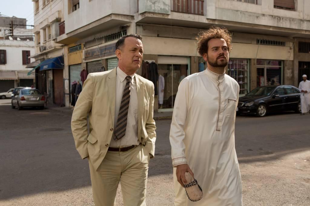 Tom Hanks no filme 'Negócio das Arábias'