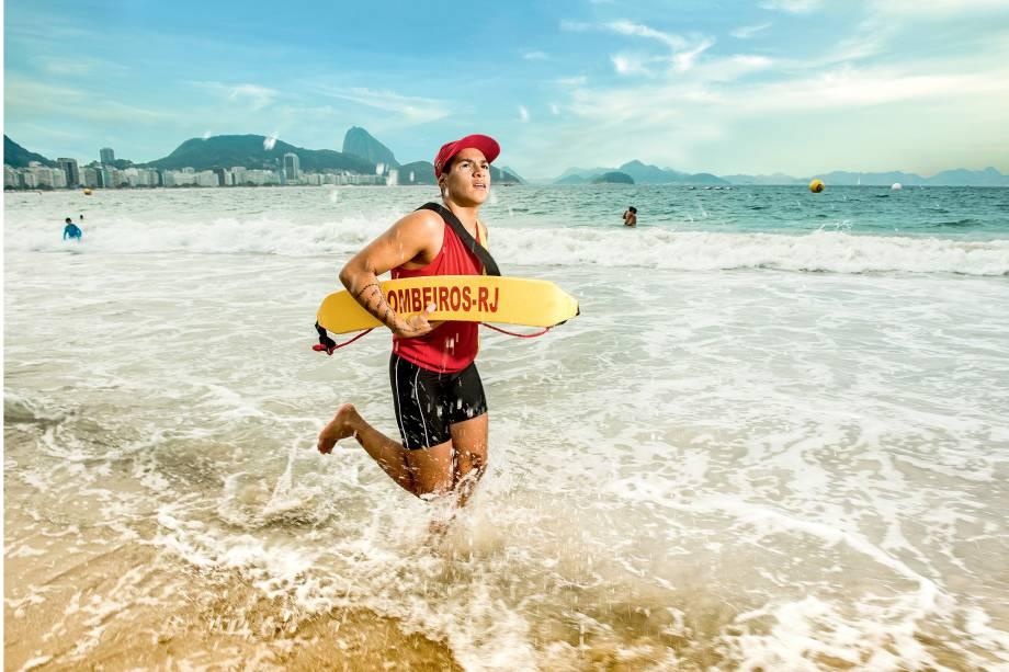 Treinador da nadadora Ana Marcela Cunha, Marcio Latuf