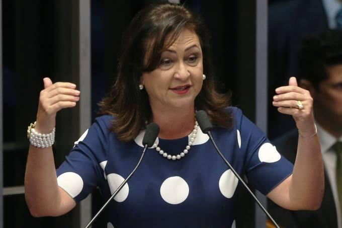 Dilma Rousseff apresenta sua defesa no processo de impeachment