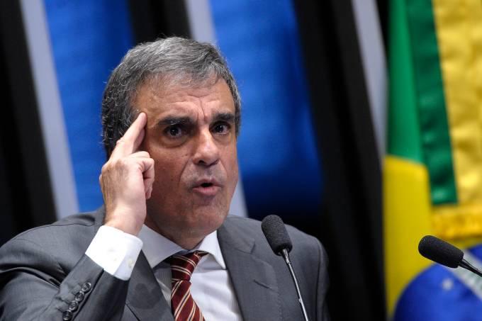 Plenário do Senado – José Eduardo Cardozo