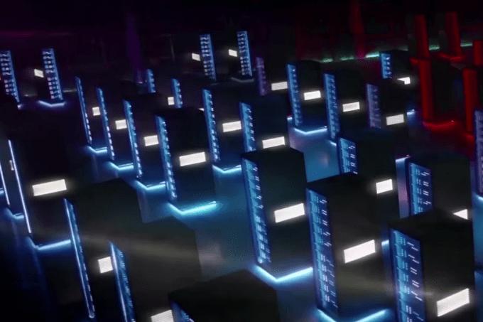 Data center Renault