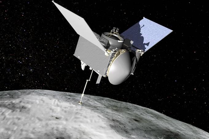 Missão OSIRIS-REx, da Nasa