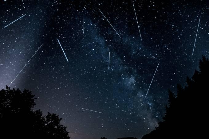 Chuva anual de meteoros: Perseida
