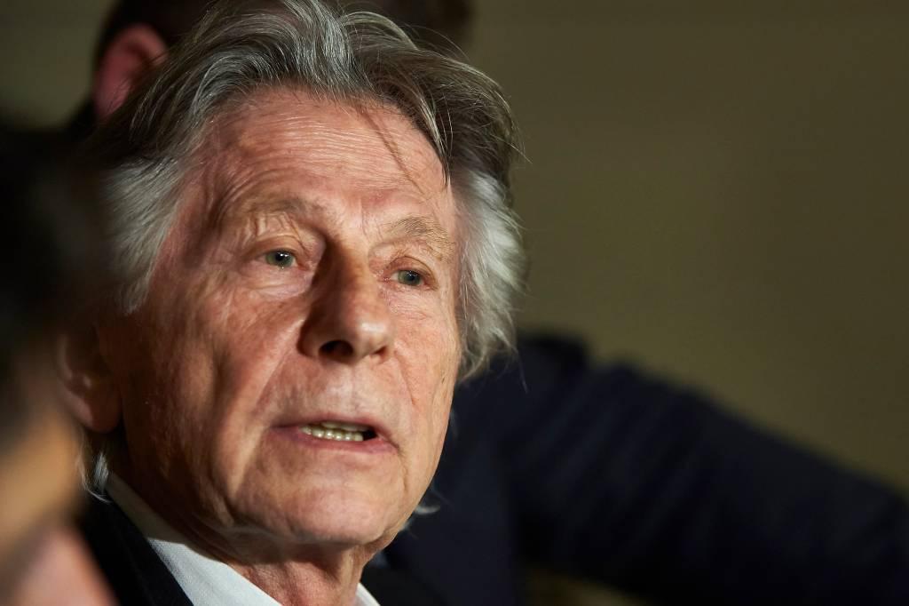 O diretor polonês de cinema Roman Polanski