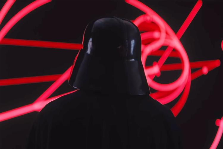 Darth Vader em cena de 'Rogue One - Uma História Star Wars'
