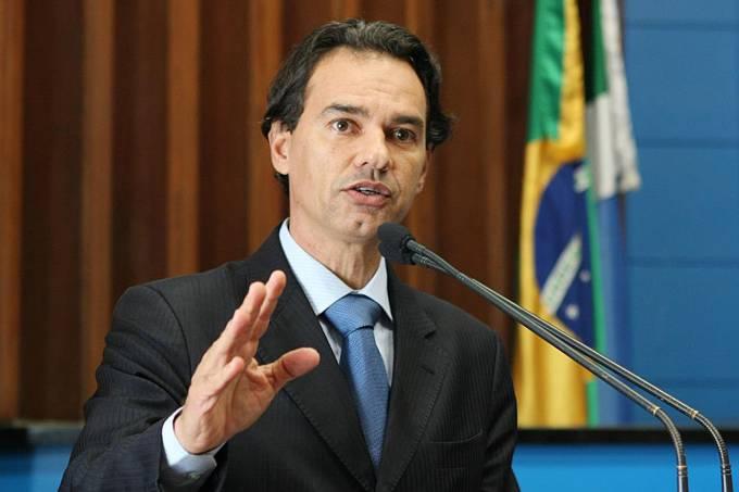 Deputado estadual Marquinhos Trad (PSD-MS)
