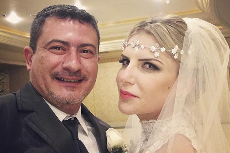 Mulher do 'Louro José' confirma separação: 'Não combinamos mais'   VEJA