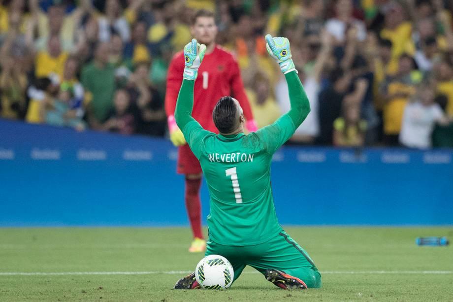 Rio 2016 Brasil x Alemanha, final Rio 2016 Foto: Daniel Kfouri