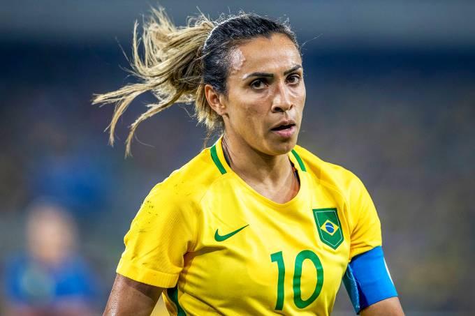 Marta – Brasil 5 x 1 Suécia