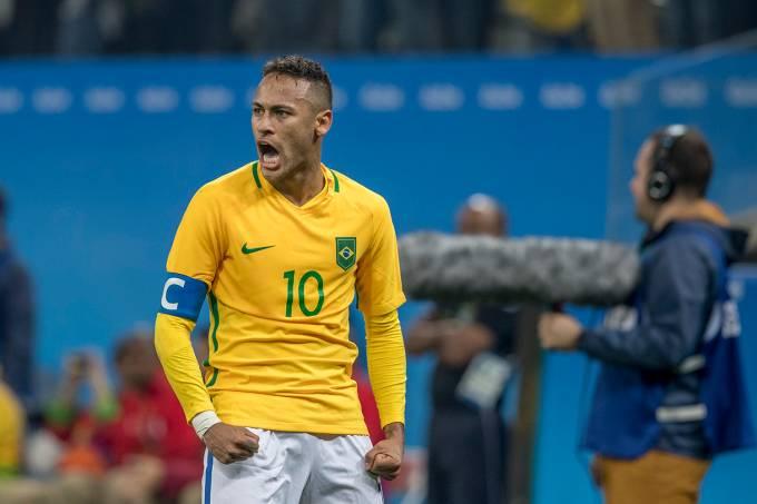 Rio-2016: Futebol masculino – Brasil x Colômbia