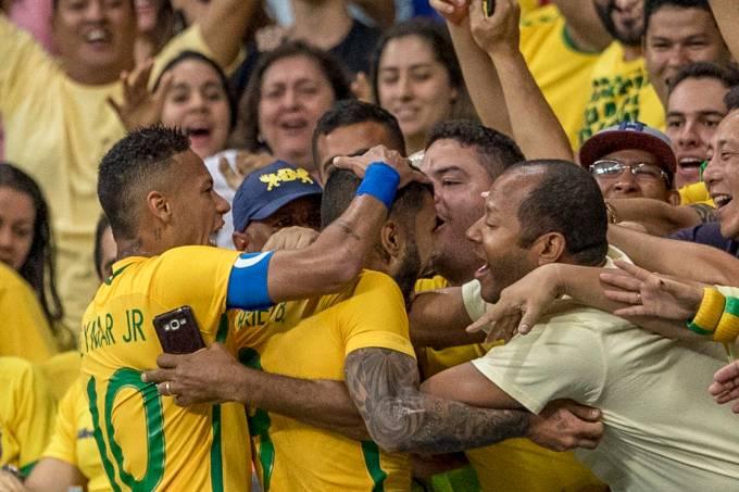 Rio 2016 Brasil x Dinamarca