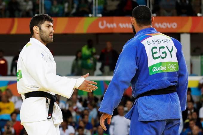 Rio-2016: Judô masculino – El Shehaby