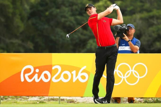 Rio-2016: Golfe masculino