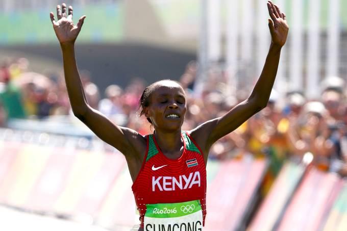 Rio-2016: Maratona feminina 42km