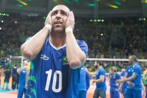 Final vôlei masculino: Brasil x Itália