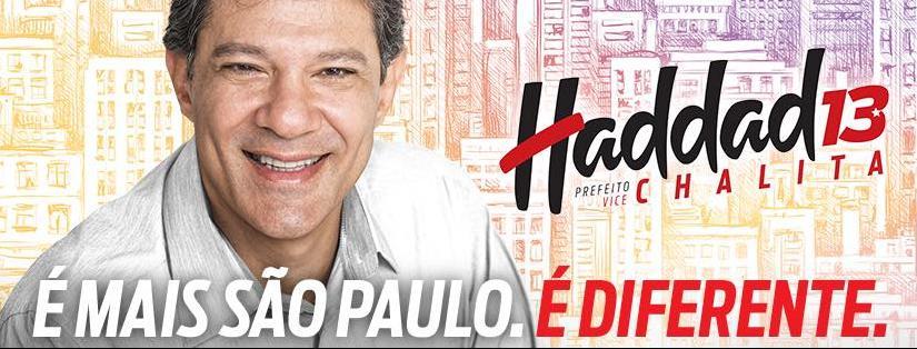Campanha Fernando Haddad (PT-SP)