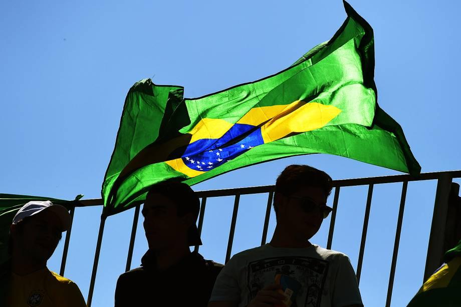 Público assiste prova final de hipismo, no Rio de Janeiro - 17/08/2016